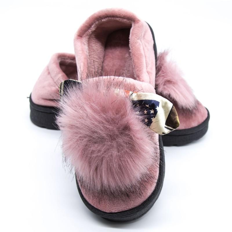 Papuci Dama de Casa FM8-3 Pink Fashion
