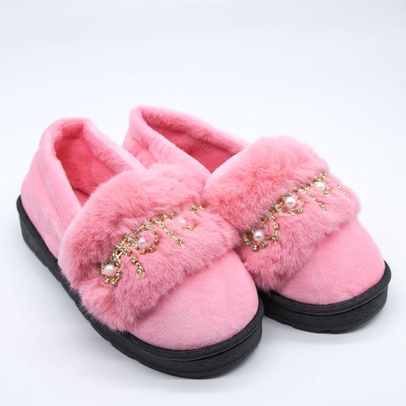 Papuci Dama de Casa FM8-10 Coral Fashion