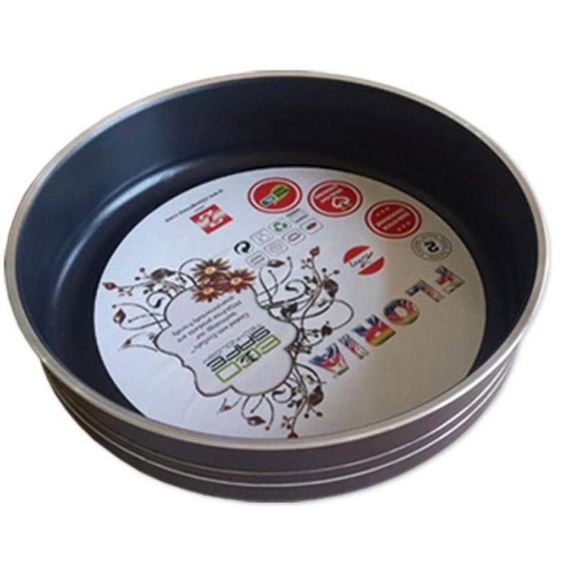 Tava aluminiu teflonata rotunda 28 cm ADANCA ZLN-2395  Zilan