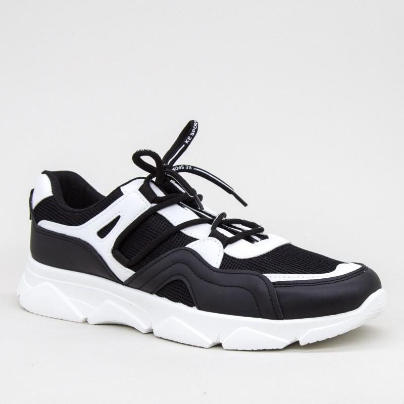Pantofi Sport Barbati AN80 Black Mei