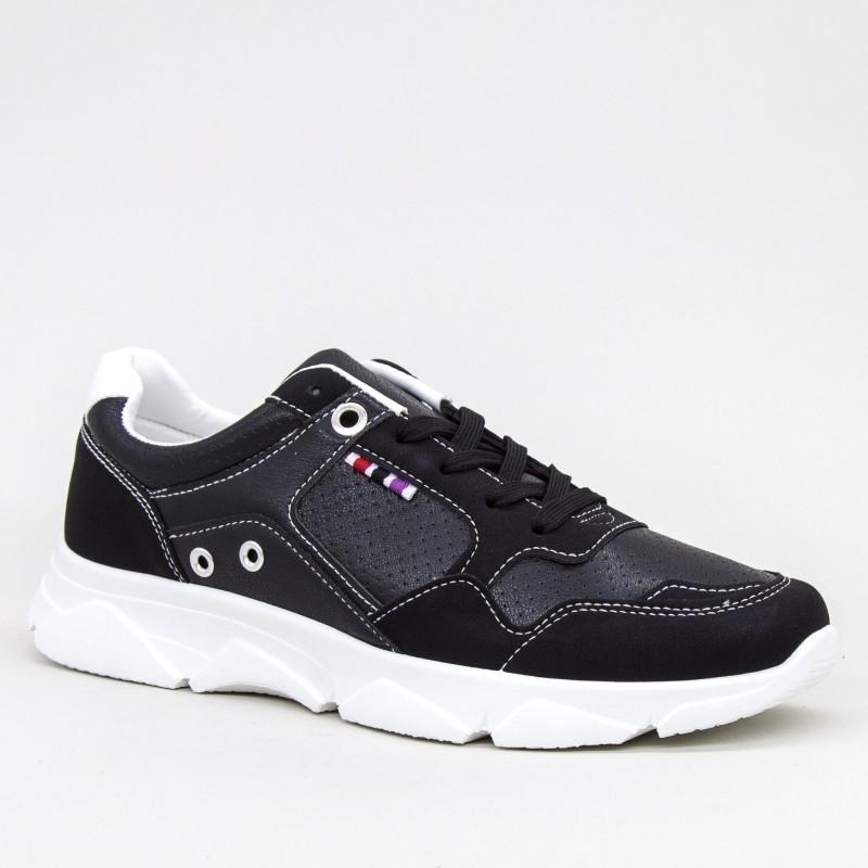 Pantofi Sport Barbati AN79 Black Mei