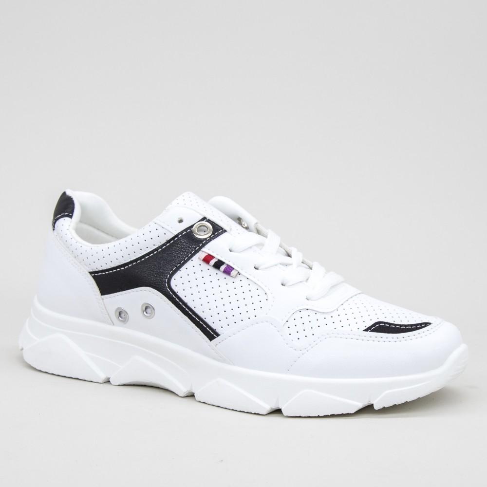 Pantofi Sport Barbati AN79 White Mei