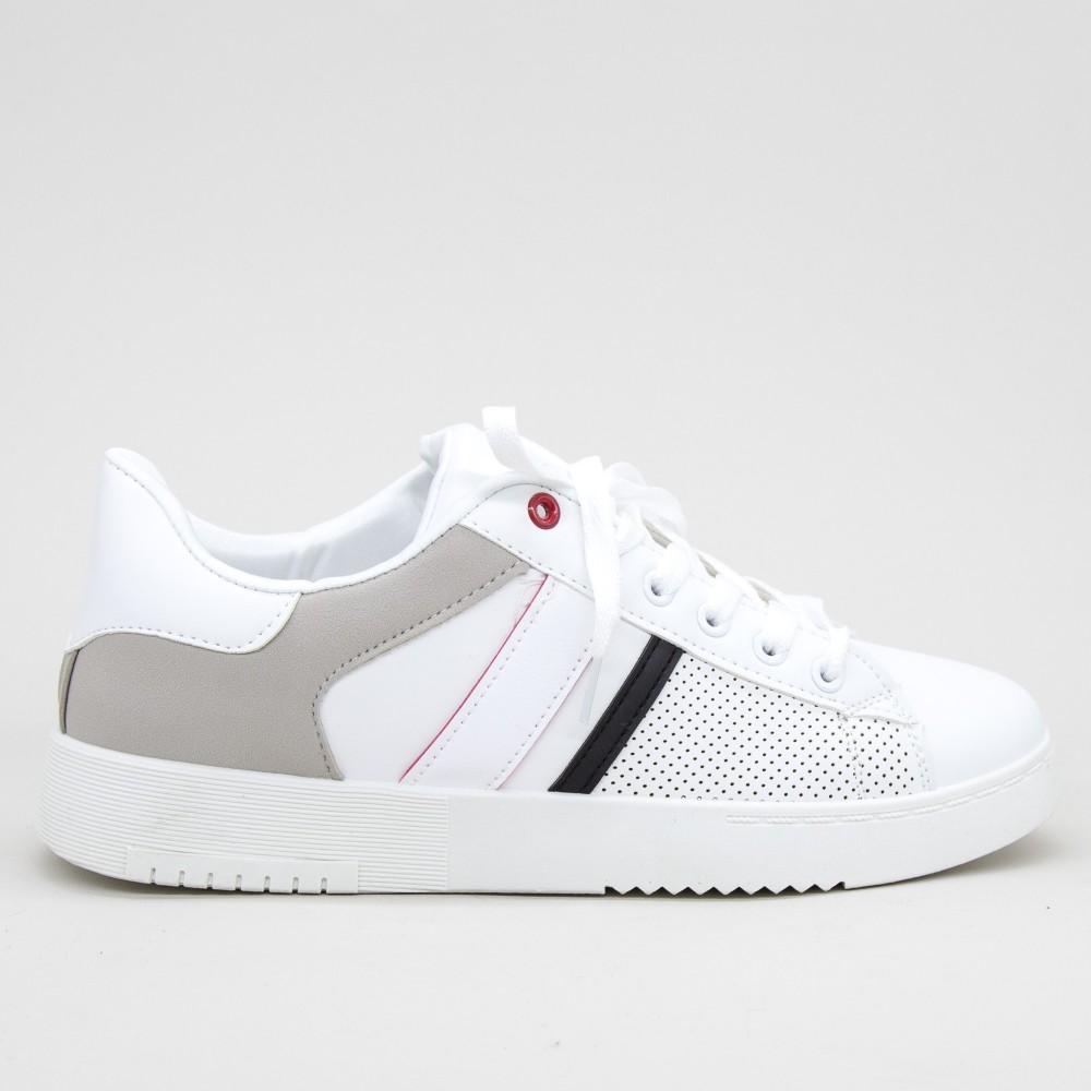 Pantofi Sport Barbati AN75 White Mei