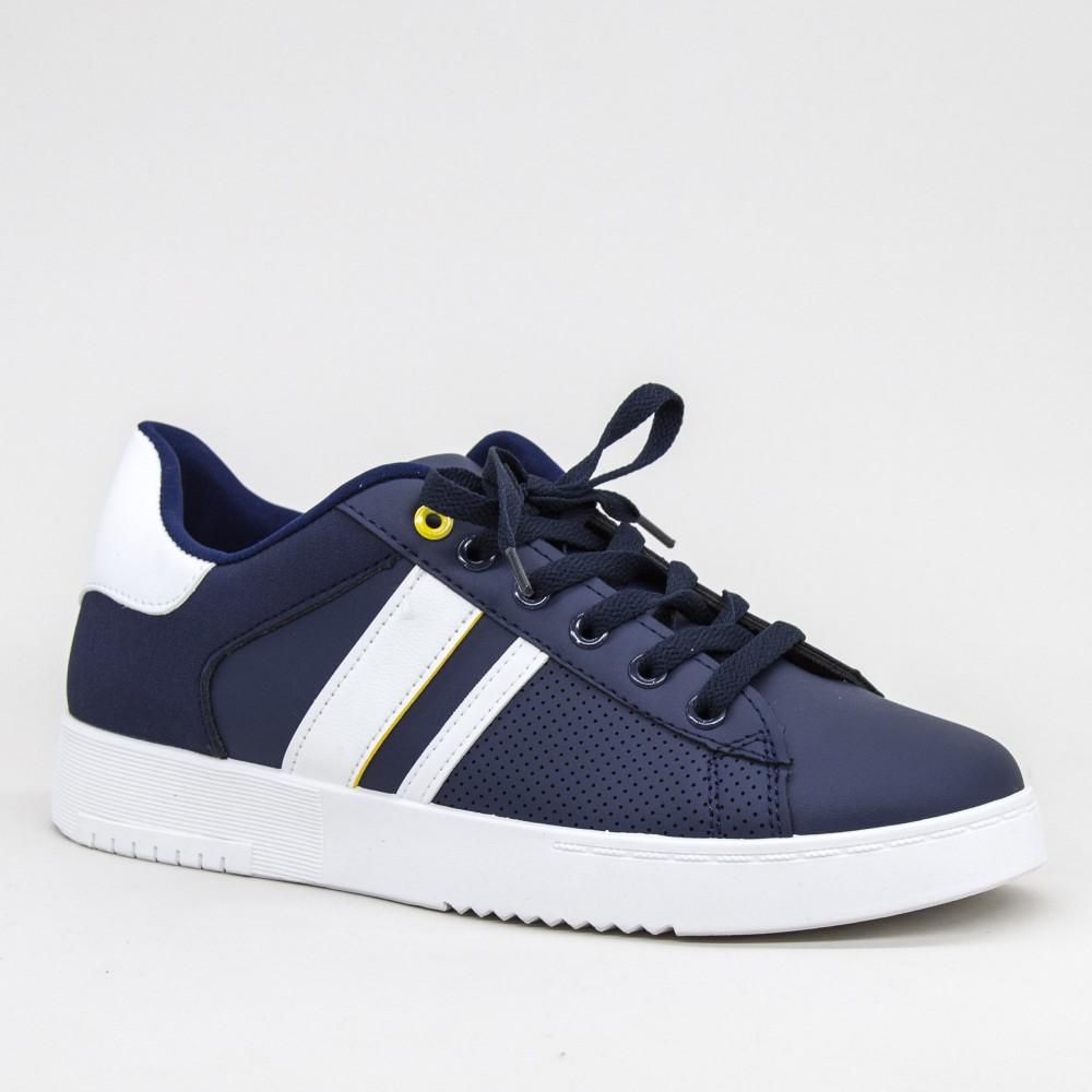Pantofi Sport Barbati AN75 Deep Blue Mei