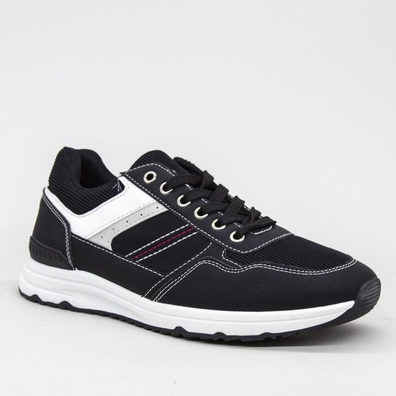 Pantofi Sport Barbati AN77 Black Mei