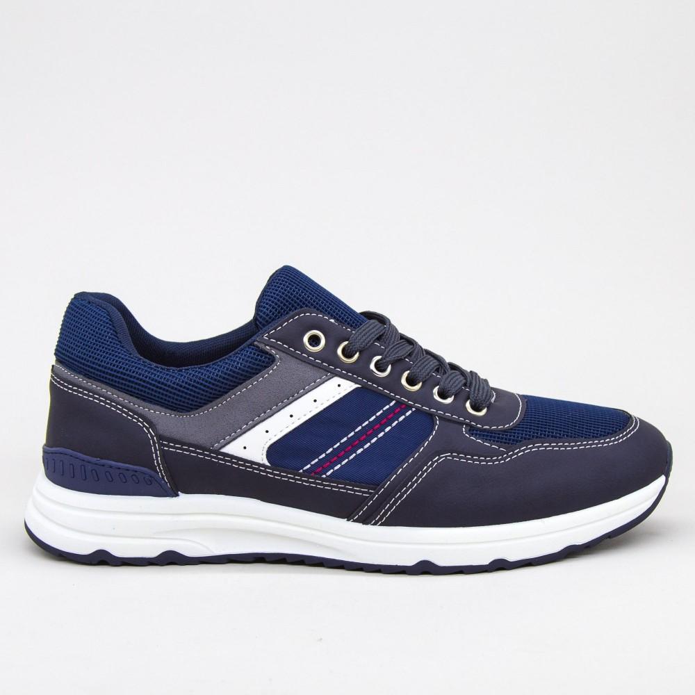 Pantofi Sport Barbati AN77 Navy Mei