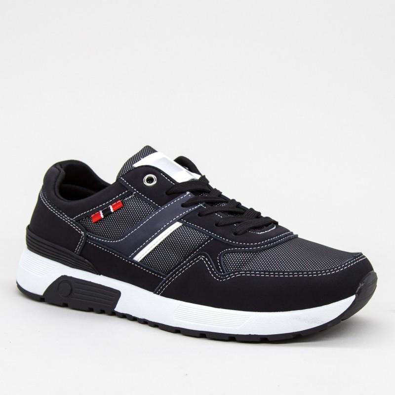 Pantofi Sport Barbati AN78 Black Mei