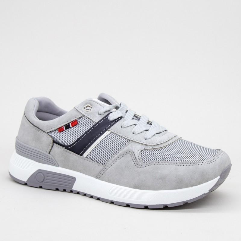 Pantofi Sport Barbati AN78 Grey Mei