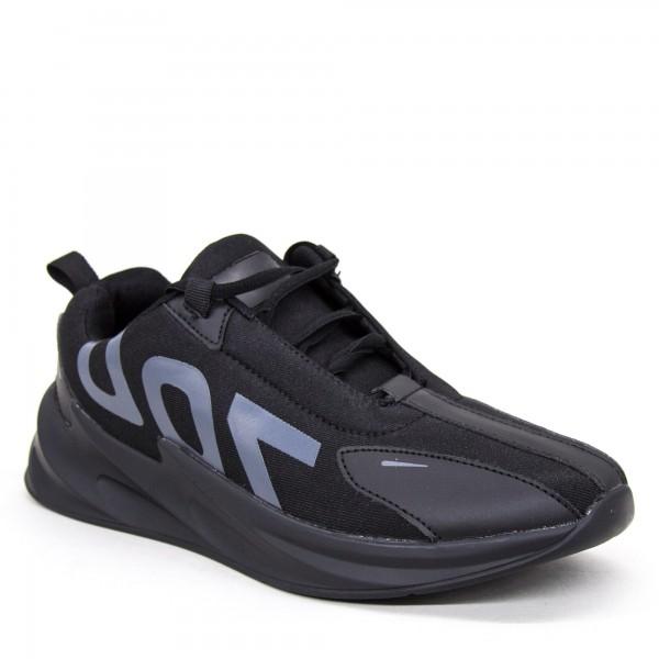 Pantofi Sport Barbati 0532 Black Mei