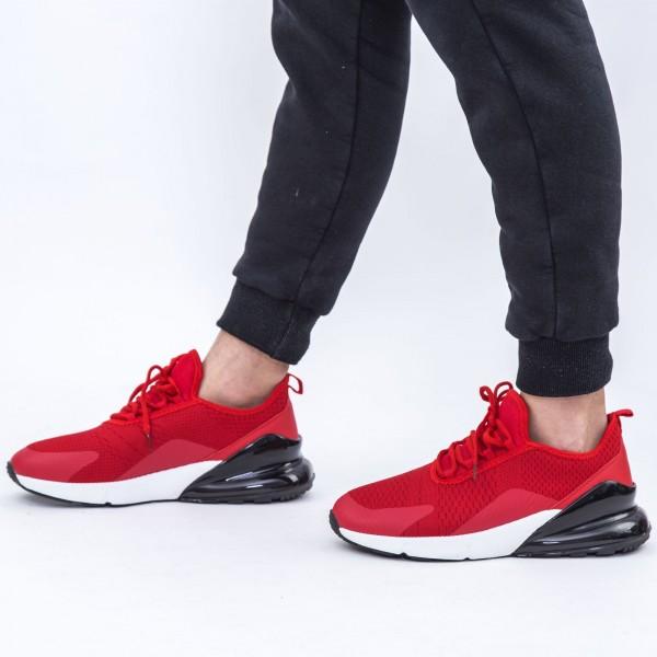 Pantofi Sport Barbati GB72 Red (H36) Mei