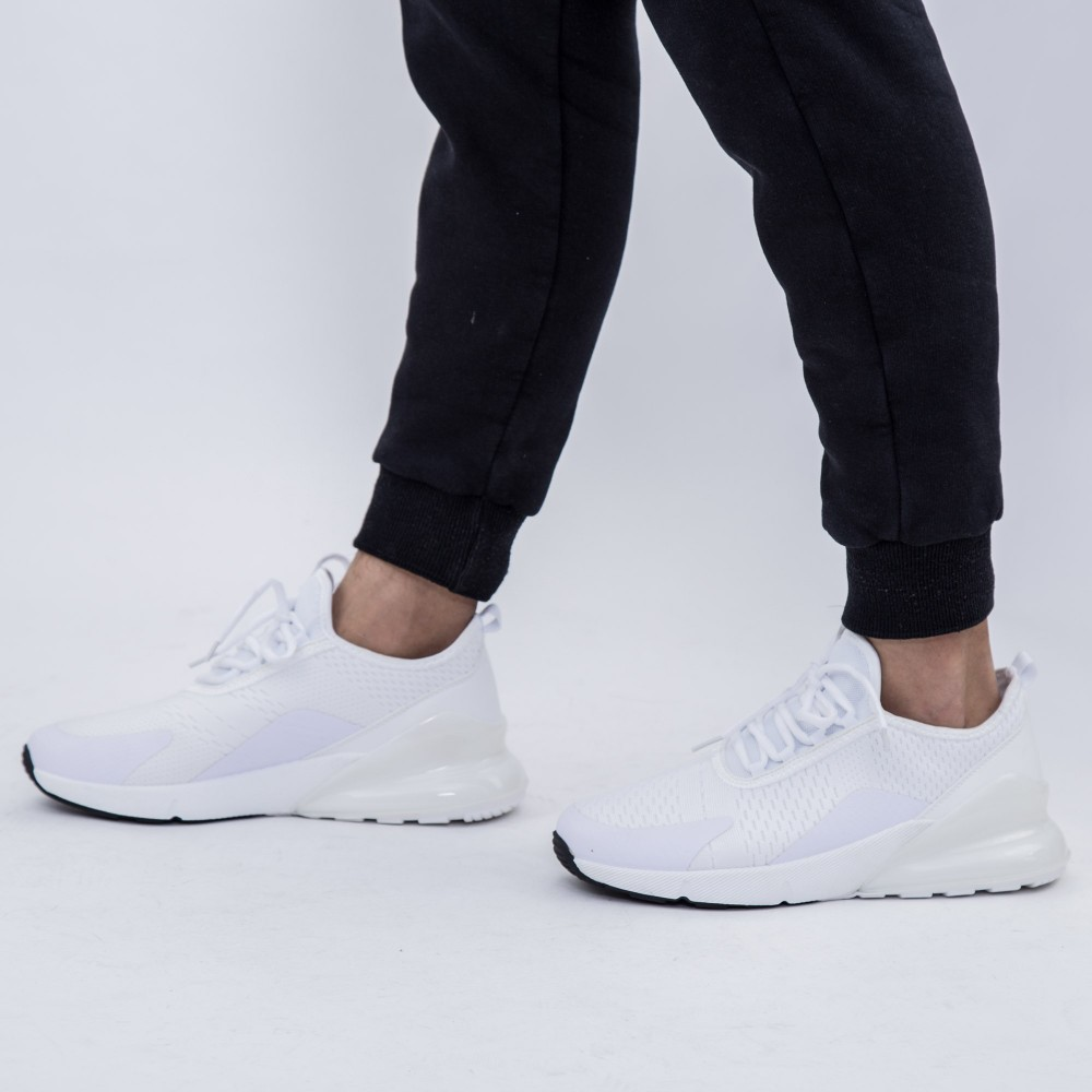 Pantofi Sport Barbati GB72 White (K02|H36) Mei