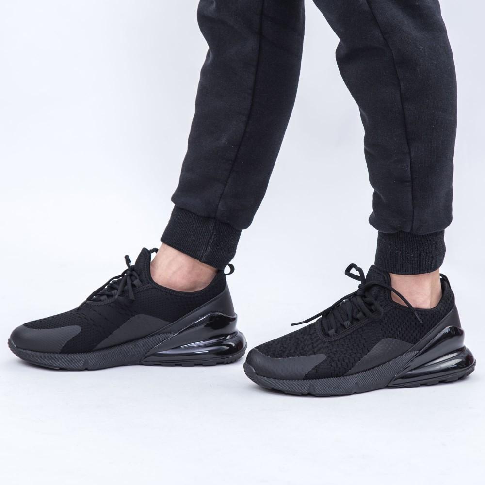 Pantofi Sport Barbati GB72A Black (K24|N17) Mei