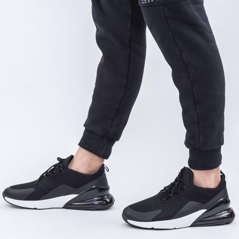 Pantofi Sport Barbati GB72 Black (K02|H36) Mei