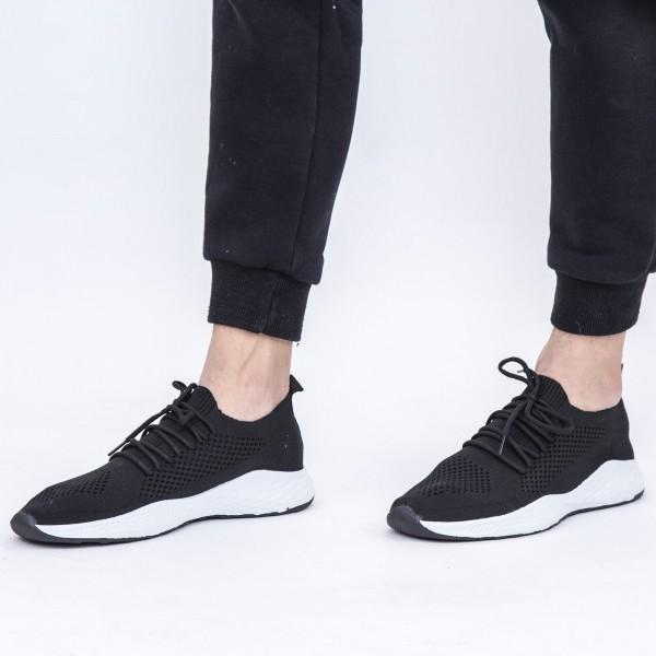 Pantofi Sport Barbati YKQ56 Black (K22) Mei