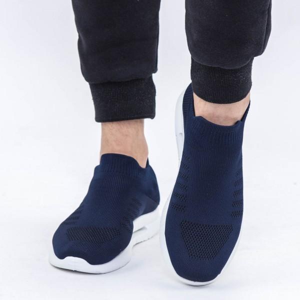 Pantofi Sport Barbati 6681 Blue DCF68
