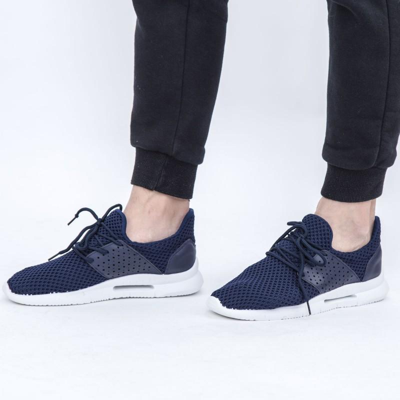 Pantofi Sport Barbati B14 Blue DCF68