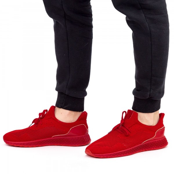 Pantofi Sport Barbati 19-1 Red DCF68