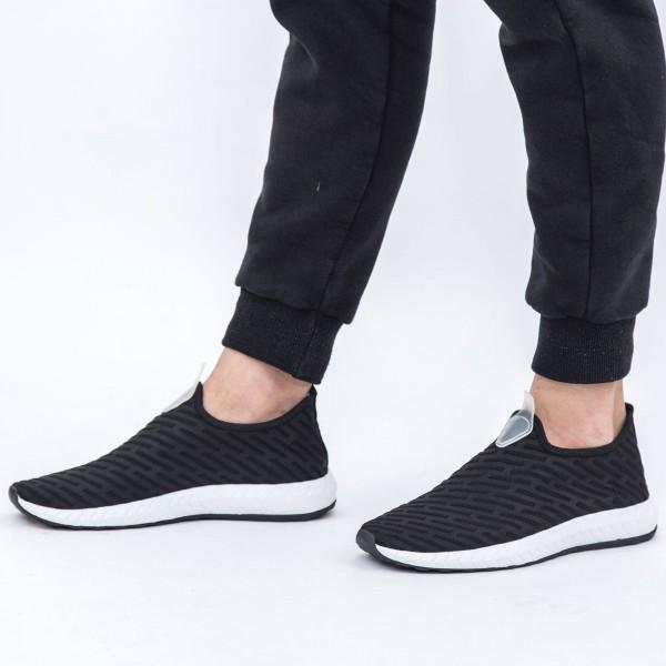 Pantofi Sport Barbati D716 Black Se7en