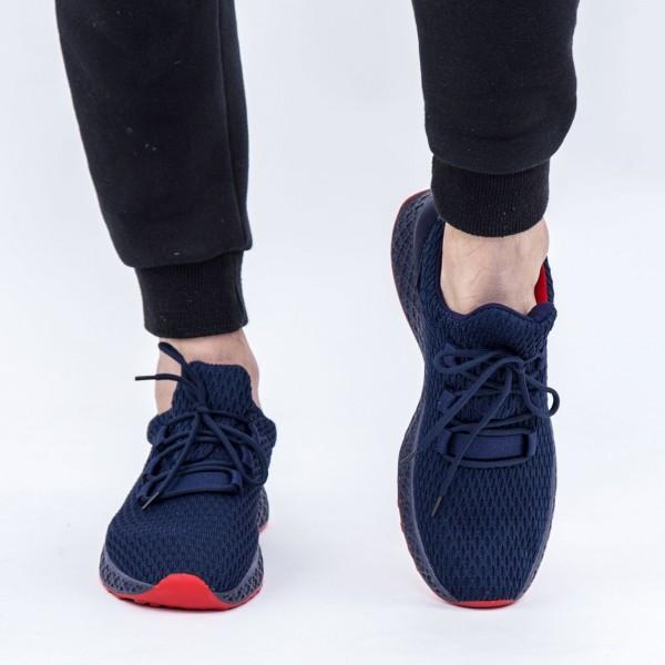 Pantofi Sport Barbati X603 Navy Se7en