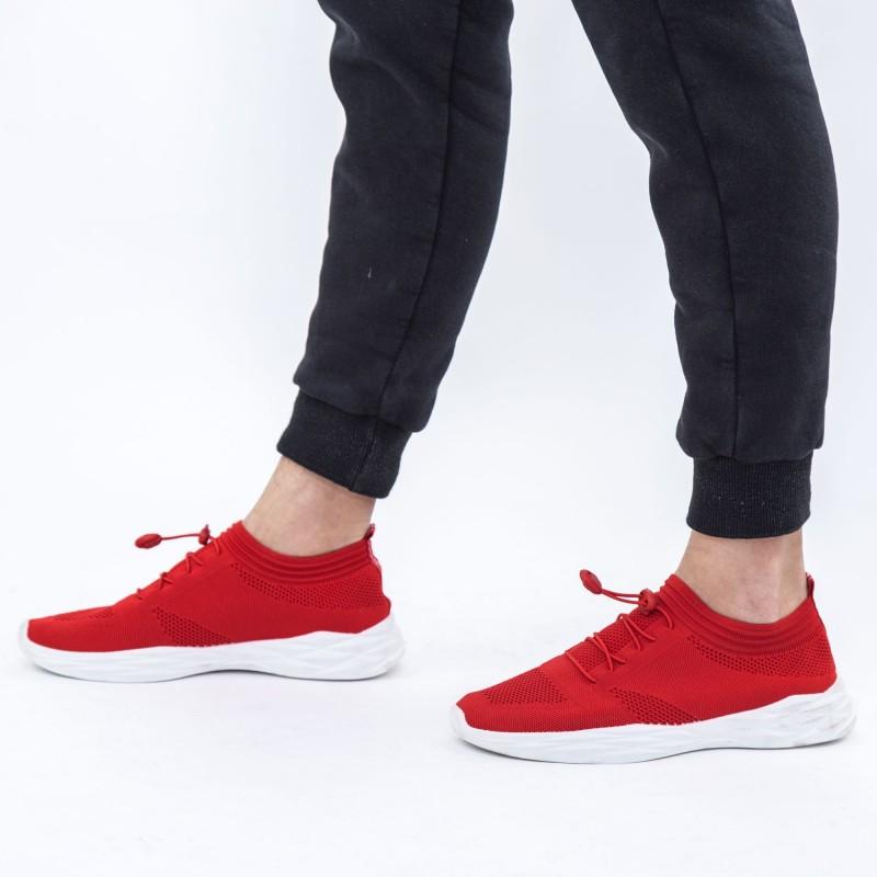 Pantofi Sport Barbati Q10 Red Se7en