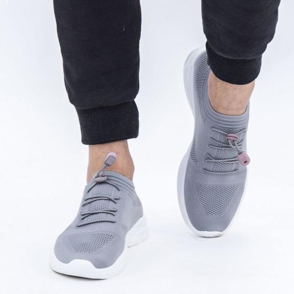 Pantofi Sport Barbati Q10 Grey Se7en