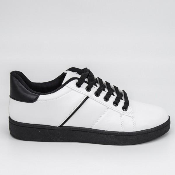 Pantofi Sport Barbati YKQ120 White Mei
