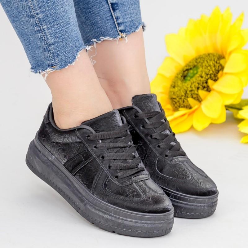 Pantofi Sport Dama XC9 Black Mei