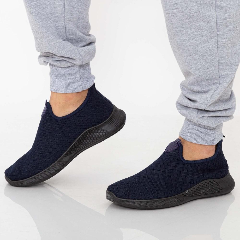 Pantofi Sport Barbati 23-6 PSB Navy Se7en