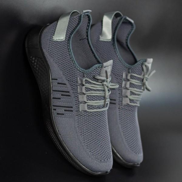 Pantofi Sport Barbati D822 Grey Se7en