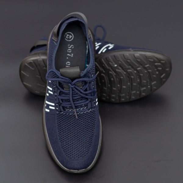 Pantofi Sport Barbati D822 Navy Se7en