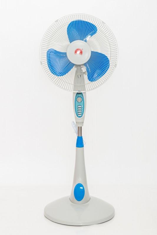 Ventilator cu picior 40W GLA20-732 Albastru (---) Galasun GLA20-732 ALBASTRU Galasun