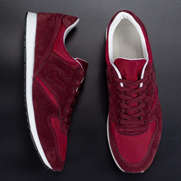 Pantofi Sport Barbati 6623 Winered Mei