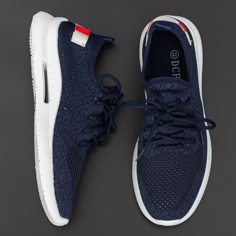 Pantofi Sport Barbati B08 Blue Mei