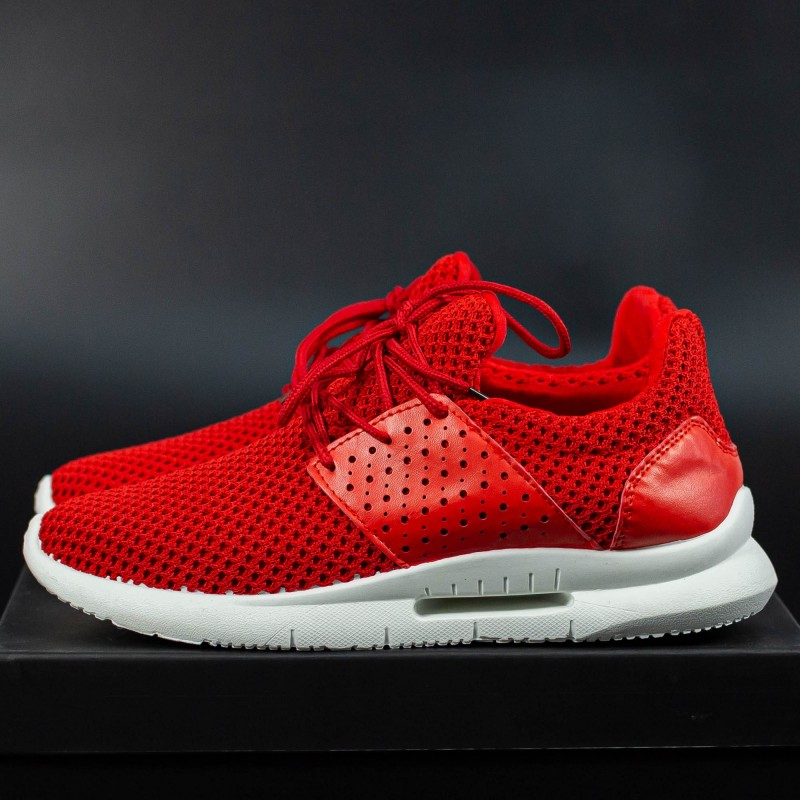 Pantofi Sport Barbati B14 Red Mei