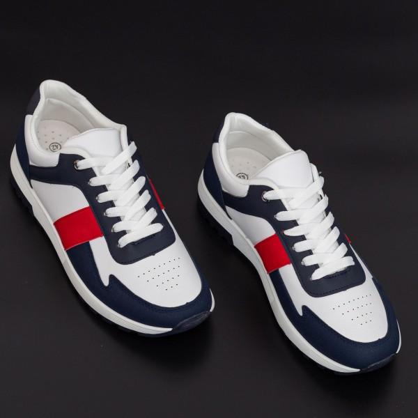 Pantofi Sport Barbati D775 Dark Blue Mei