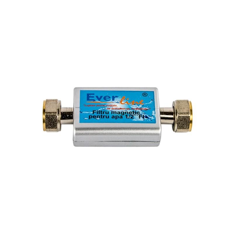 """Filtru magnetic pentru apa 1/2"""" FI MA-FM12 (---) EverLine"""