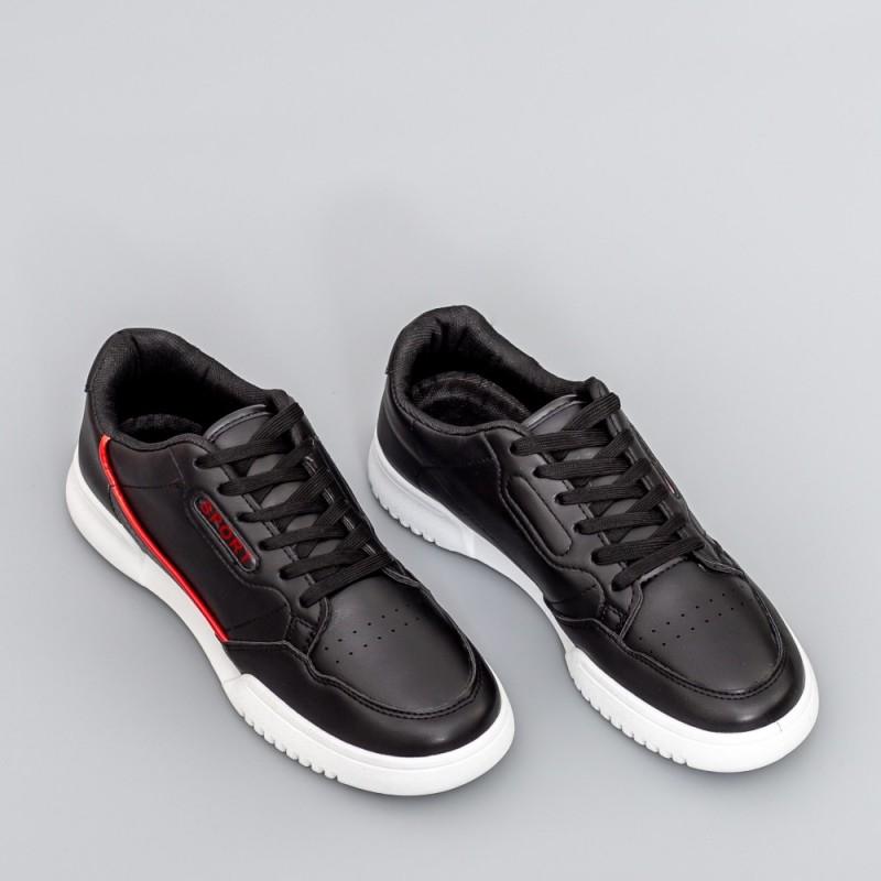 Pantofi Sport Barbati D780 Negru Se7en