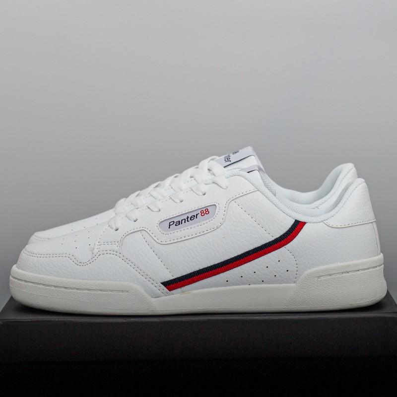 Pantofi Sport Barbati Y20-9 Alb Panter