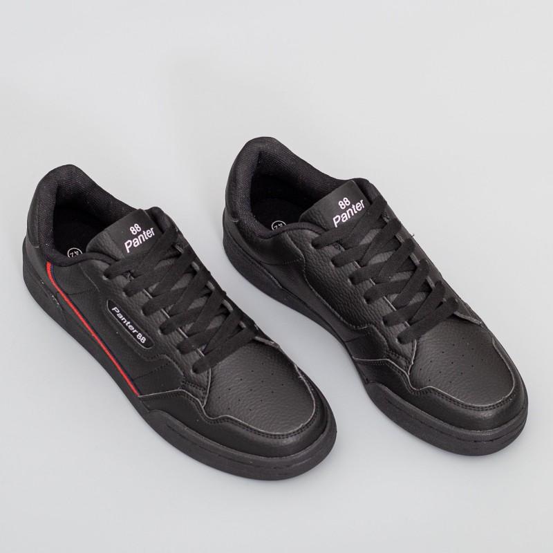 Pantofi Sport Barbati Y20-2 Negru Panter