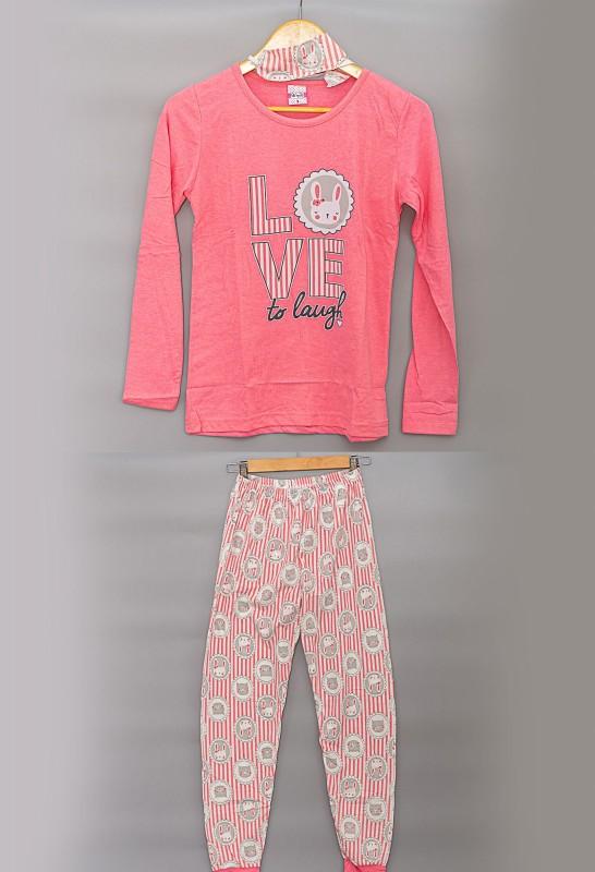 Pijama Dama 6742 Roz Fashion