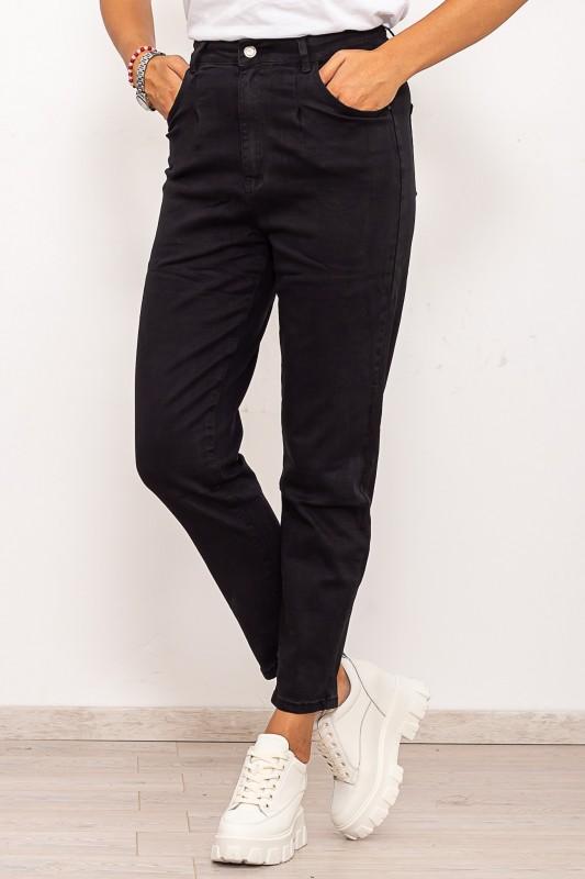 Blugi Dama KW61 Negru Fashion