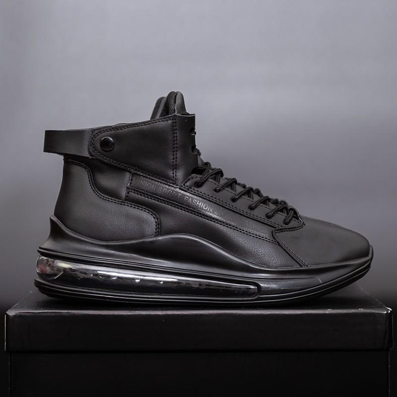 Pantofi Sport Barbati H17 Negru DCF68