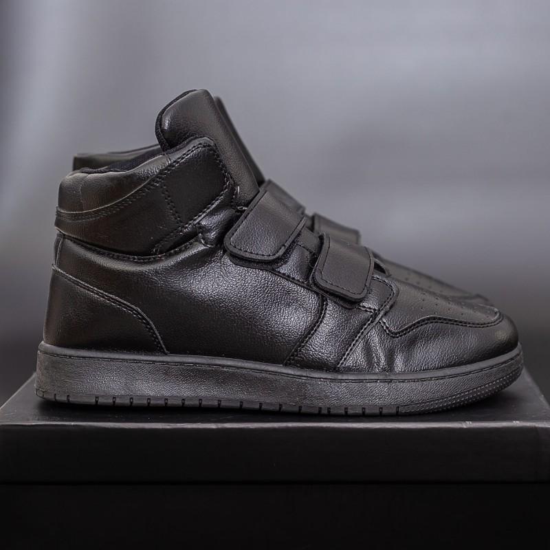 Pantofi Sport Barbati W05 Negru DCF68