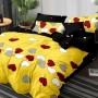Lenjerie de pat din finet satinat
