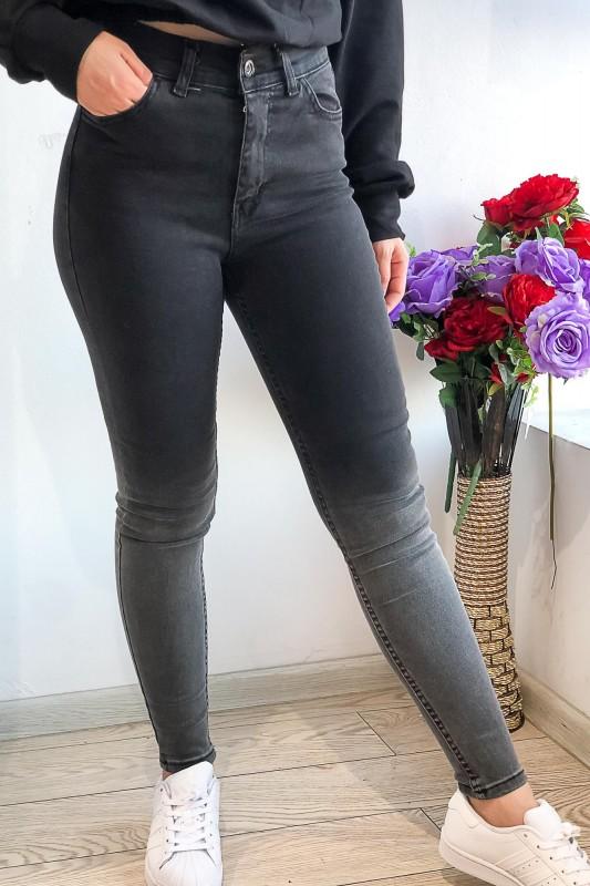 Blugi Dama 3037 Negru Fashion