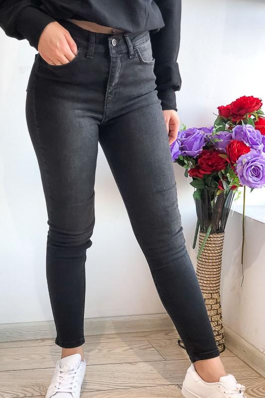 Blugi Dama 3032 Negru Fashion