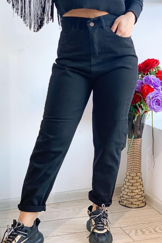 Blugi Dama 3030 Negru Fashion