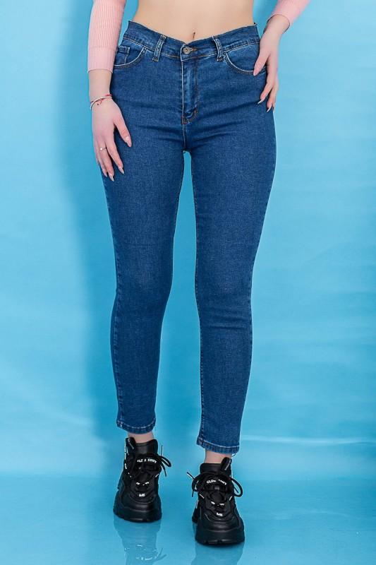 Blugi Dama 1044-10 Albastru Fashion