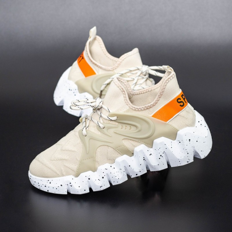 Pantofi Sport Barbati LGMB2 Bej Mei