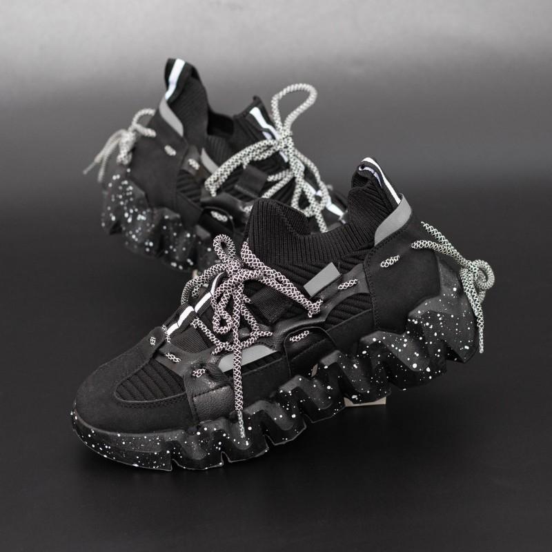 Pantofi Sport Barbati LGMB5 Negru Mei